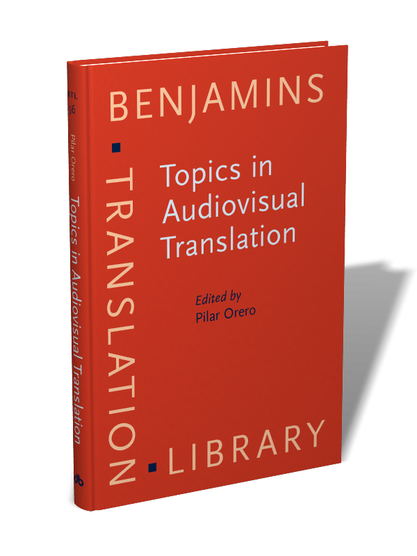 topics in audiovisual translation a new As a new discipline in translation studies, audiovisual translation is  in the  case of audiovisual texts, dialogue isn't enough to determine the topic, it has.