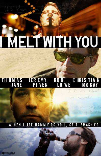 I Melt With You 2011 DVDRip Subtitulos Español Latino Descargar