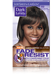 Introducing Dark And Lovely Iced Coffee Hair Color