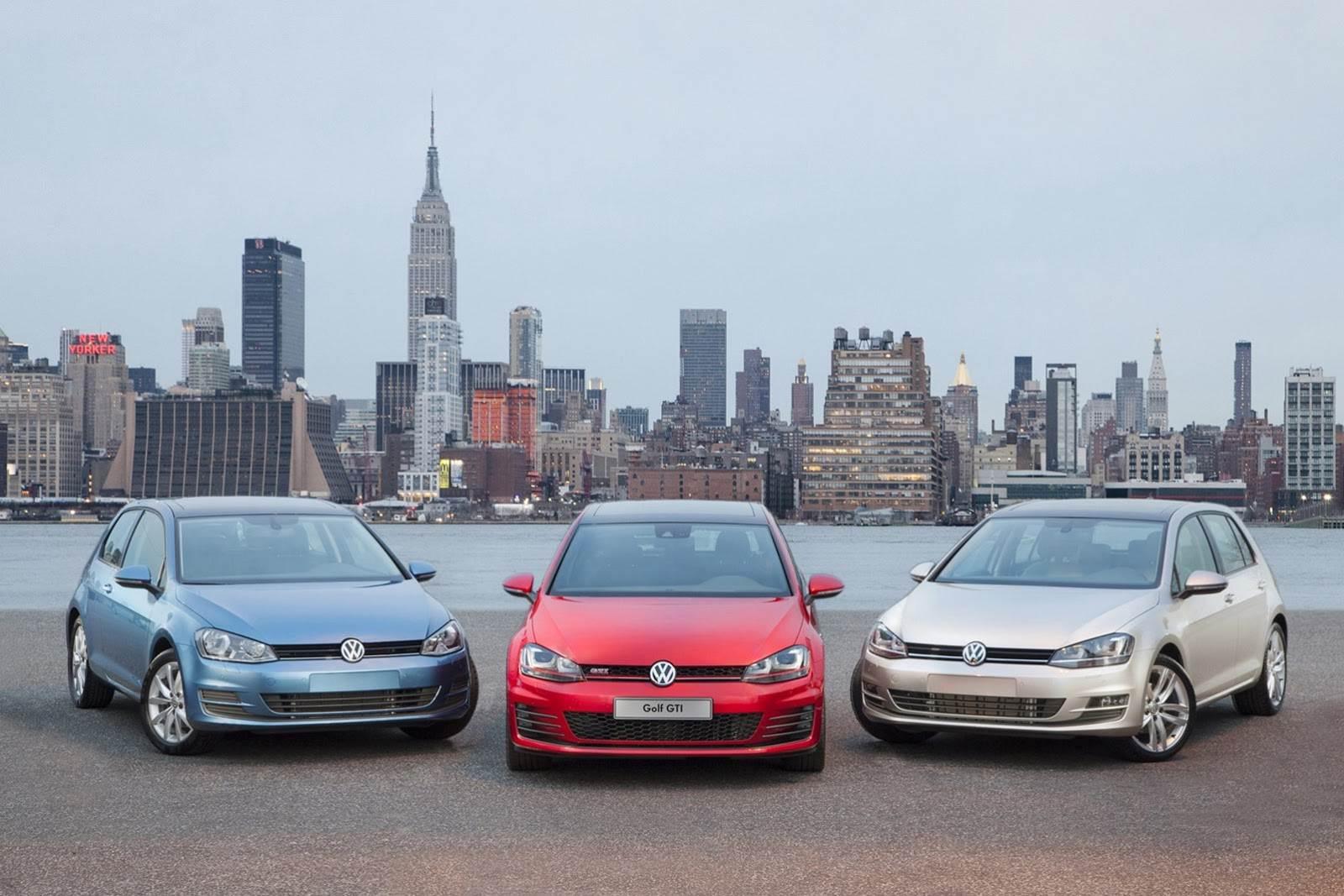 Volkswagen - desafiante da Toyota