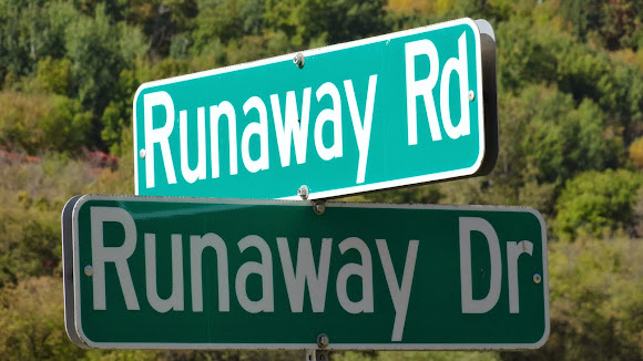 Runaway Website--where did the name come from?
