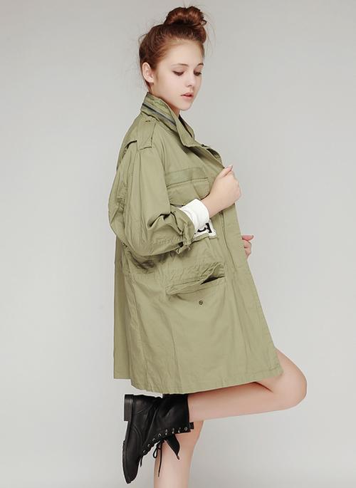 Cosmo Girl Cargo Jacket