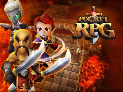 Game Iphone Pocket RPG