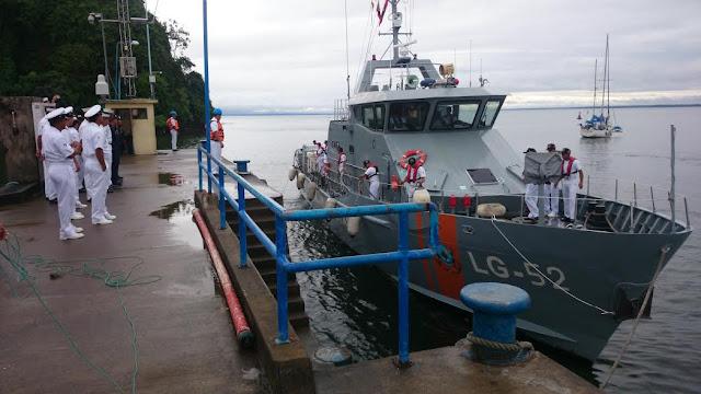 El encuentro binacional entre Guardacostas de Colombia y Ecuador se celebró los días 10,11 y 12 de agosto en San Andrés de Tumaco,Nariño.
