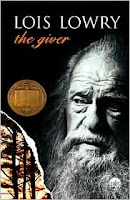 Book cover of The Giver by Lois Lowry
