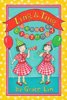 bookcover of LING AND TING:WE SHARE A BIRTHDAY  by Grace Lin