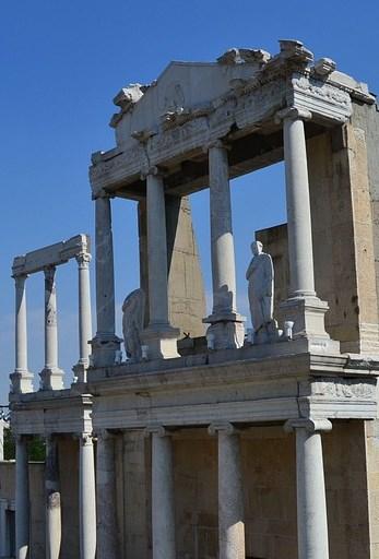 Śladami Traków i Rzymian