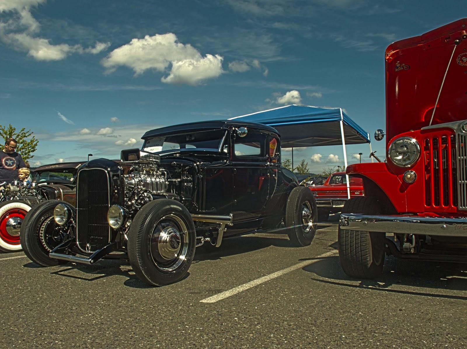 Maltby Car Show