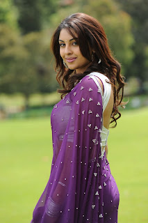 Richa Gangopadhyay Latest  Pictures in Saree  0020.jpg
