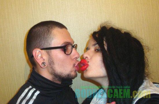 Foto Cristina Rey Cewek Cantik Asal Rusia Yang Kini Menjadi Monster [ www.BlogApaAja.com ]