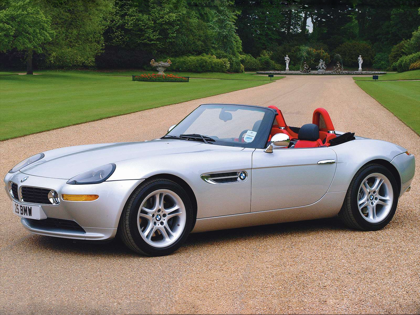 Automotive Database Bmw Z8 E52