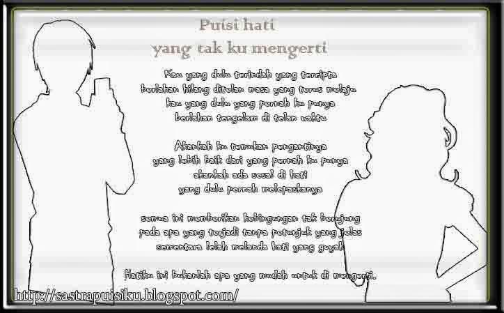 Puisi hati