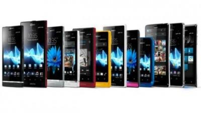 Sony Berhasil Menjual 10,7 juta Smartphone Pada Q3 2013
