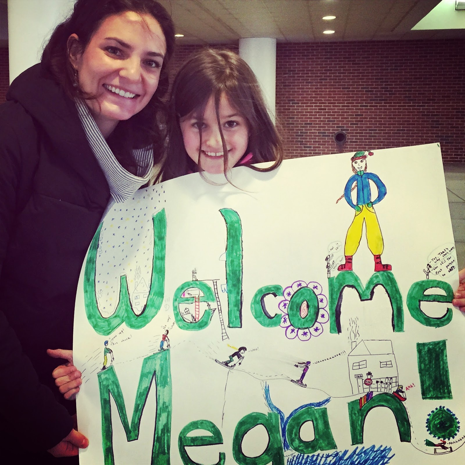 Megan McJames, Olympian, World Cup, ski race, GS, Giant Slalom