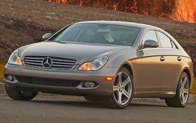 Mercedes Benz CLS Class 2014 Pictures