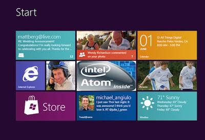 [Intel] Windows 8 Belum Sempurna Seperti Yang Diharapkan