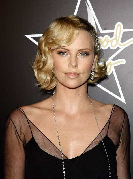 charlize theron hairstyle trends