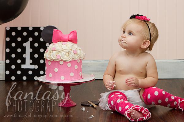 cake smash photographers in winston salem nc | cake smash photography winston salem
