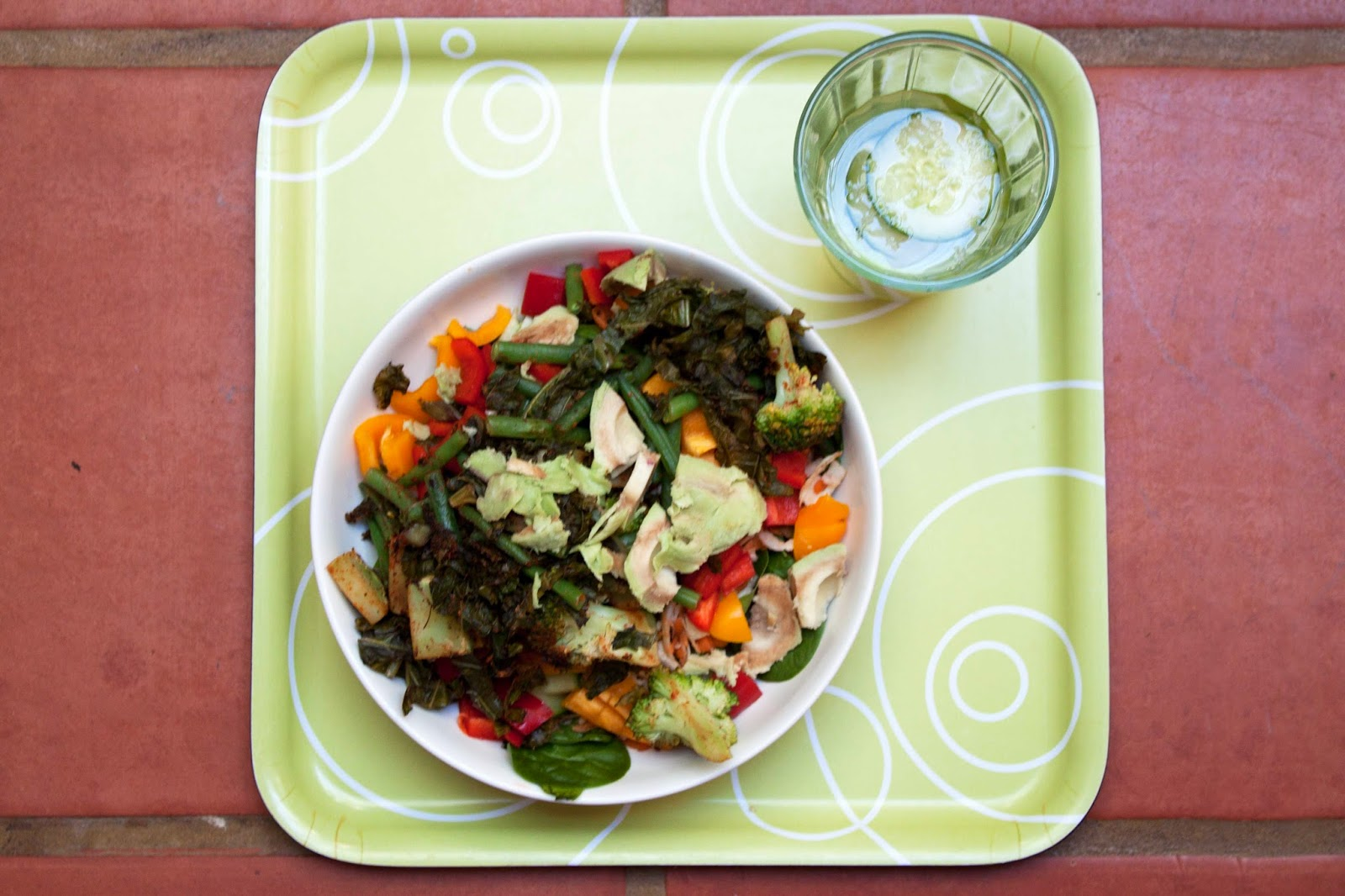 FOOD : ULTIMATE DETOX LUNCH