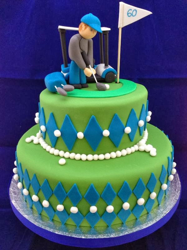 Golf Predictor - Golf Blog: Golf Cake Complete with Edible ...