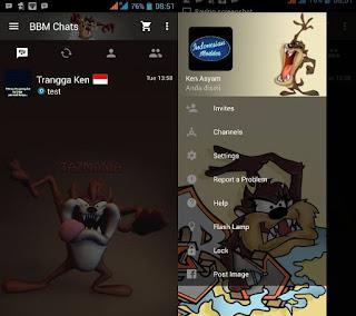 BBM MOD Tazmania v2.10.0.35 Clone - Tazmania