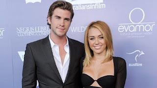 Miley Cyrus Boyfriend Liam Hemsworth 2013