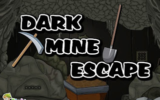 Juegos de escape Dark Mine Escape