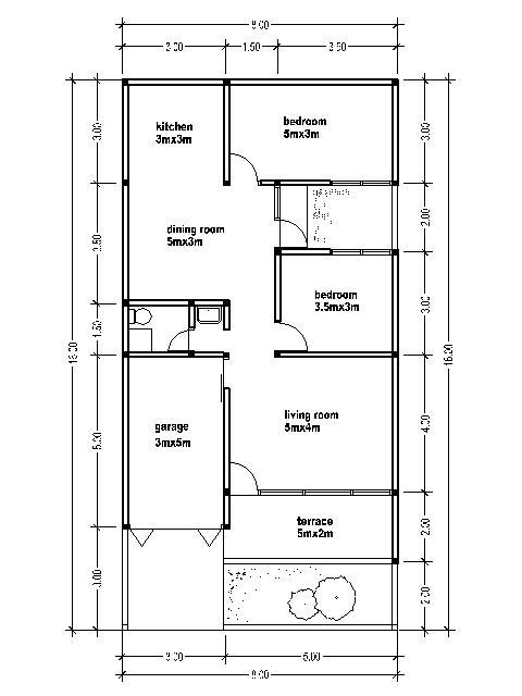 Kitchen Floor Plans Cheap Upper Floor Plan With