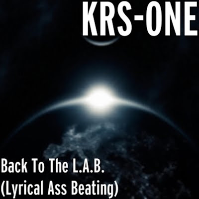 KRS-One – Back To The L.A.B. (Lyrical Ass Beating) EP (2010) (320 kbps)