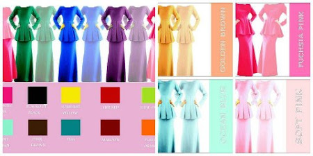 Pre-Order Saloma Peplum Cantik Berseri Kini Dibuka Sehingga 30 May 2012