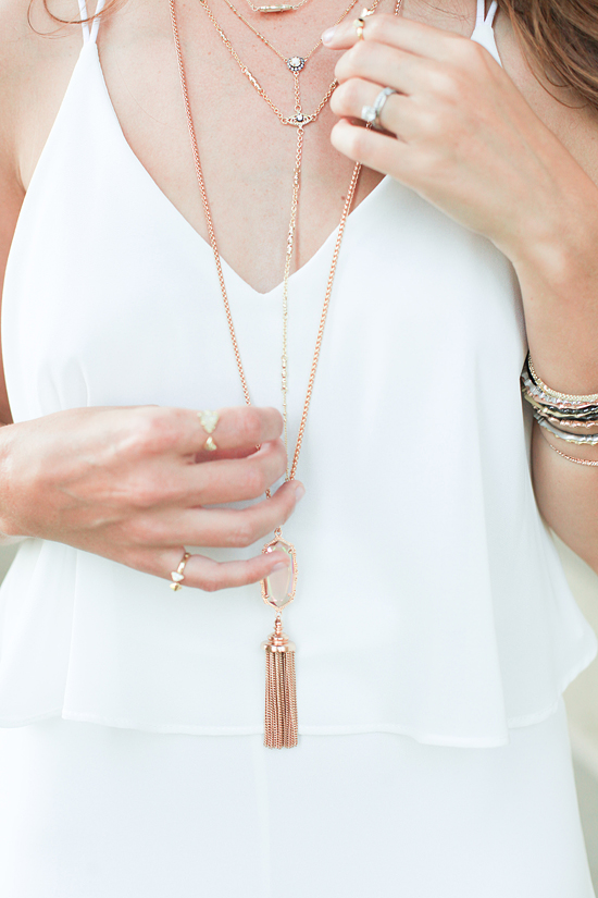 Here&Now: layered Kendra Scott Mystic Bazaar collection #mysticbazaar