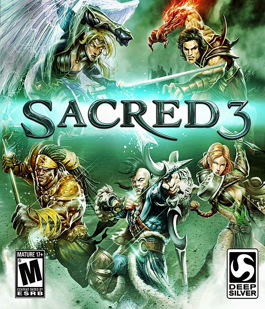 Download Game Sacred 3 for PC