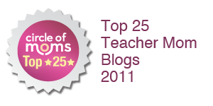 A Circle of Moms Top 25 Blog