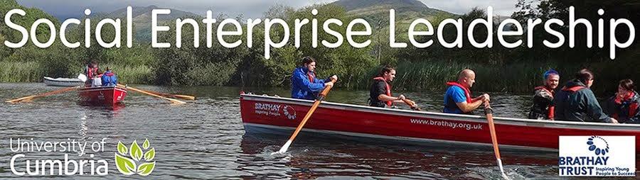Social Enterprise Leadership at the University of Cumbria