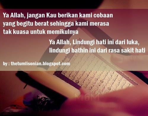 Dp Kata Galau Islami 33
