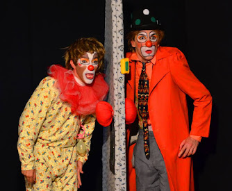 Zah Zuuu, espetáculo Infantil de Clown