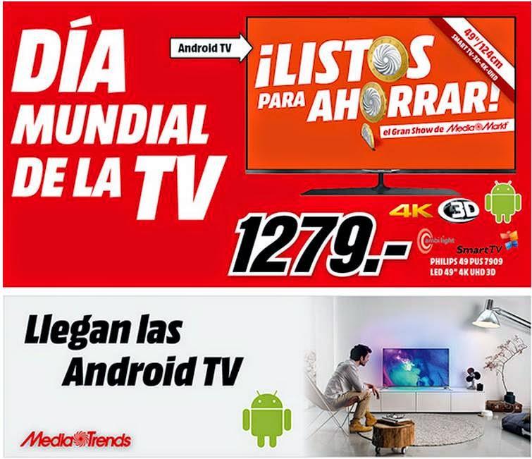 ofertas de tv media markt 11-2014
