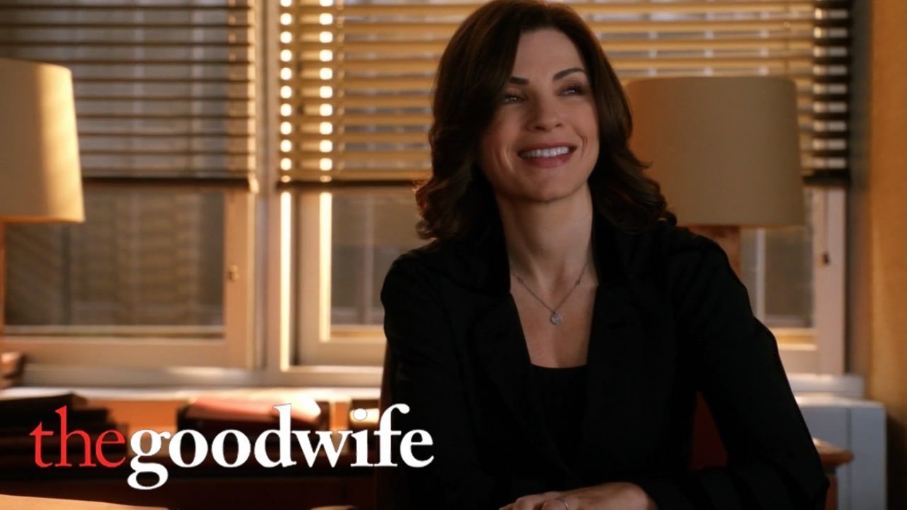 Viciado em Série : The Good Wife: 4x07 - Anatomy Of A Joke