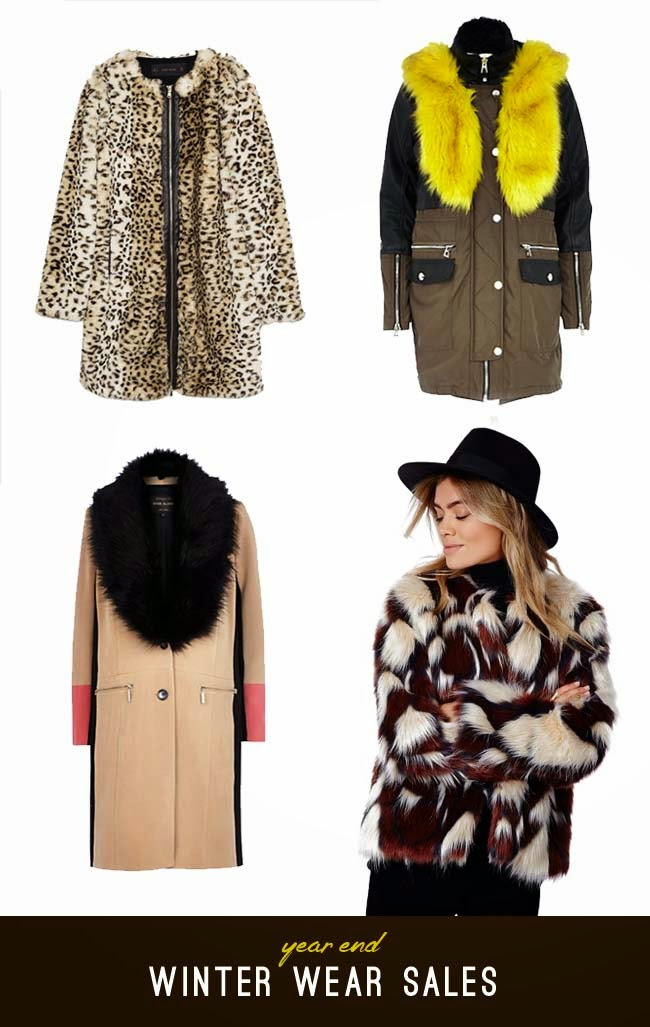 2014 / 2015 Winter Statement Coats
