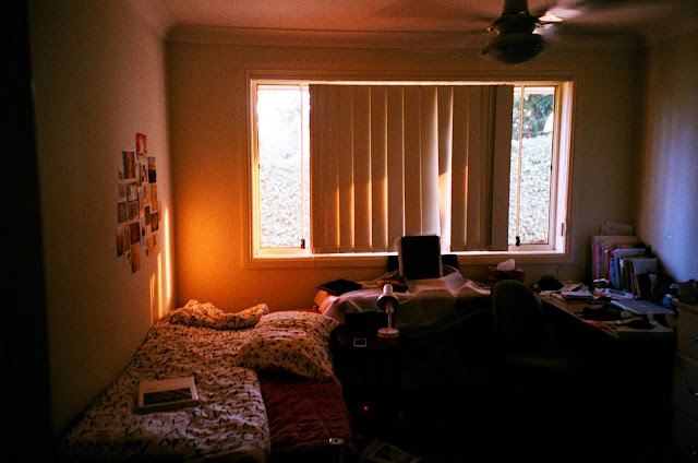 fujifilm natura classica room interior sunset