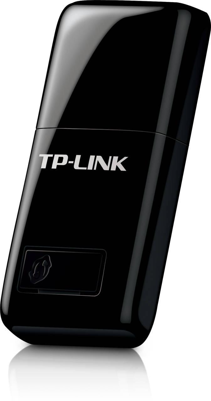 TP-LINK TL-WN823N Network adapter USB 2.0 802.11n 802.11g 802.11b