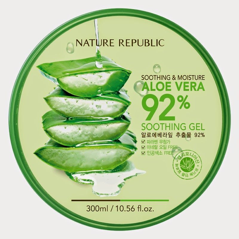 ALOE VERA 92% NATURE REPUBLIC