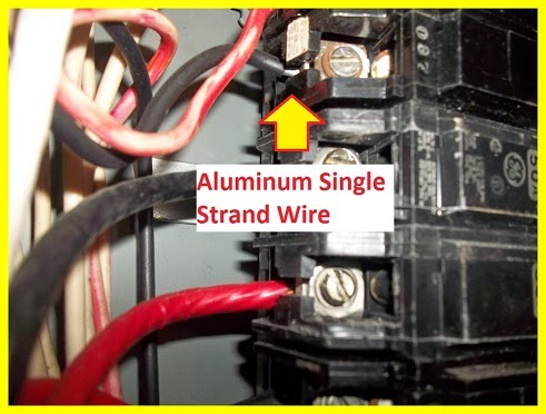 manatee home inspection services blog is aluminum wiring keeping rh mhisblog blogspot com aluminum branch wiring repair aluminum wiring branch circuits