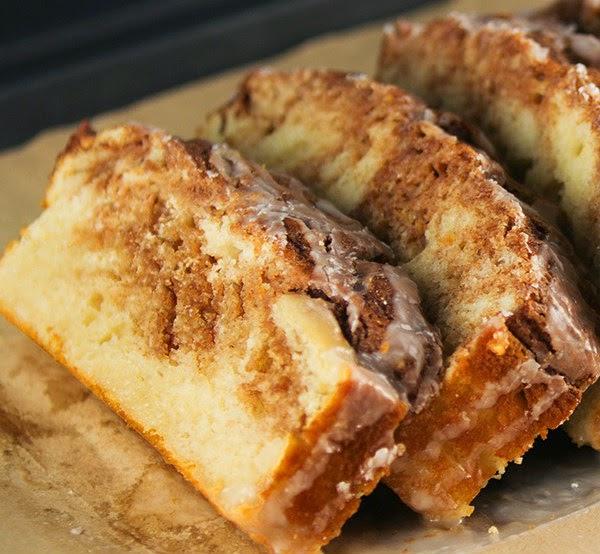your recipes: Cinnamon Roll Bread !