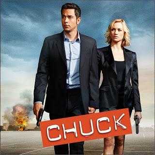 Chuck 5ª Temporada Dublado Completo