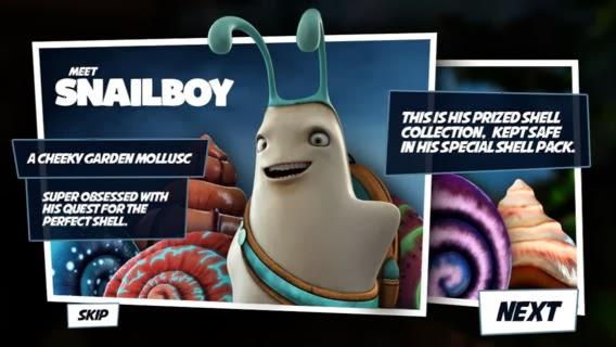 Snailboy An Epic Adventure apk game