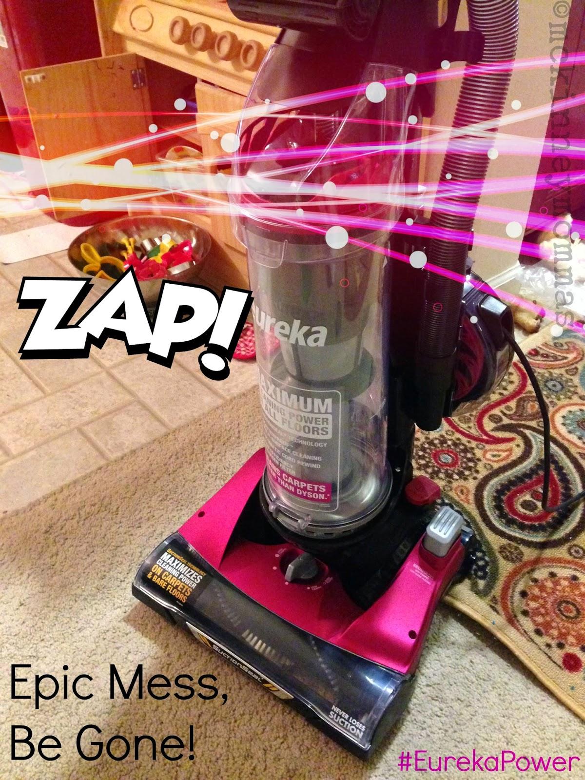 #shop, #cbias, Eureka Vacuum, McKinney Mommas