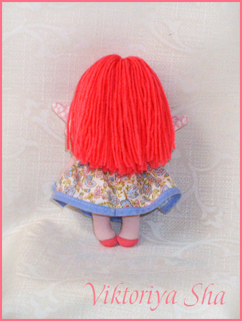 куколка Весенняя феечка