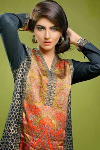 Nimsay Spring Lawn Prints Collection 2015