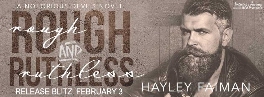 Rough and Ruthless Release Blitz
